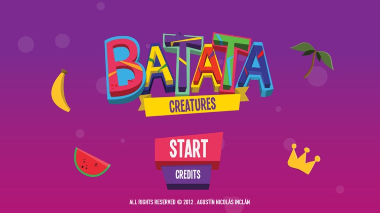 Batata Creatures screenshot-0