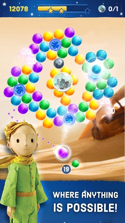 The Little Prince - Bubble Pop Journey