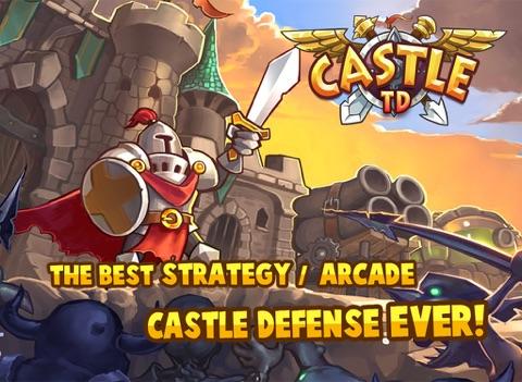 Castle Defense HD на iPad