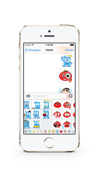 Animated Emoji Keyboard Pro - Fully Animated Emojis, Emoticon, Stickers & Gifs screenshot-1