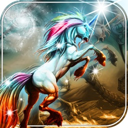 Unicorn Robot Apocalypse : Enchanted Escape of the Majestic Bone Dragonfly - FREE Game