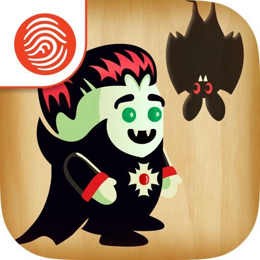 Vlad's Vampire Bats - A Fingerprint Network App