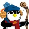 冷凍食品メーカー、ペンギンアーチェリーゲームの楽しさ - iPhoneアプリ