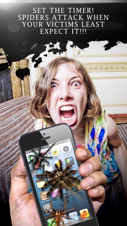 Spider Prank Lite screenshot-4