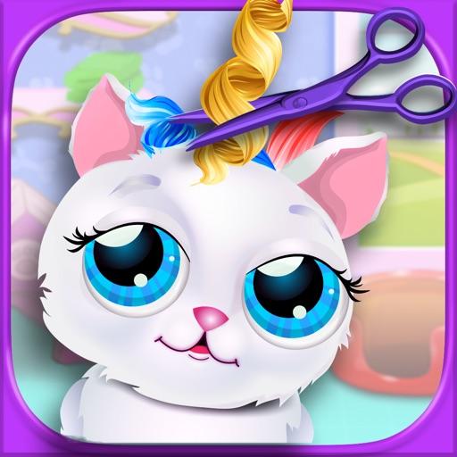 Fluffy Pet Hair Salon - Animal Beauty Spa FREE