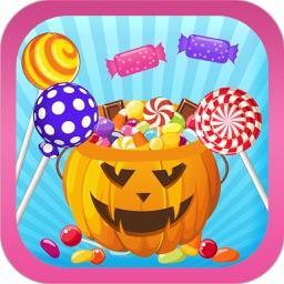 Halloween Candy Thrust