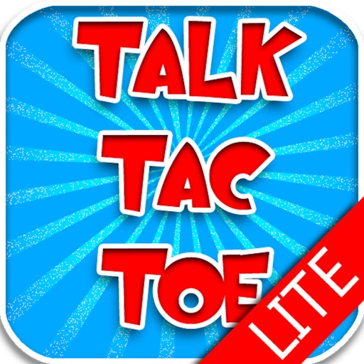 Talk Tac Toe Lite (A cool way to play Tic-Tac-Toe)