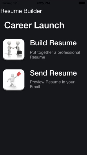resume creator pro on the app store