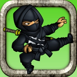 Ninja Shuriken Boy vs Samurai Block World Game