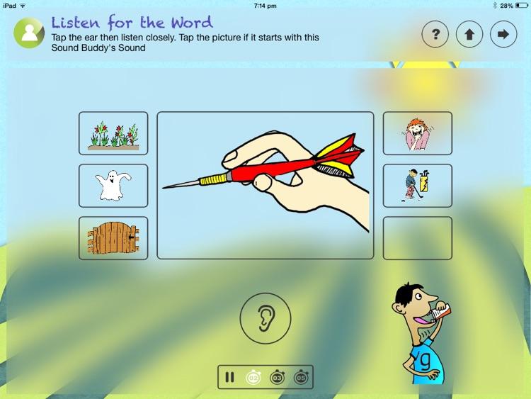 Speech Sounds For Kids Lite - Australian Edition screenshot-4