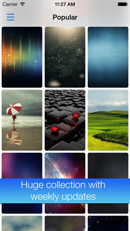 Wallpapers+ for iOS 7 screenshot-3