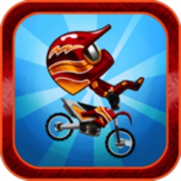 A Stickman Motorcross Downhill Climb Bike Adventure Race FREE