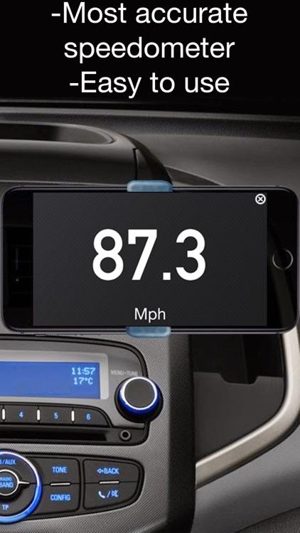 HUD Speedometer - Heads Up Display