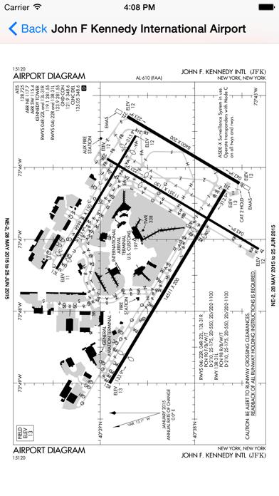 Airport-Map screenshot one