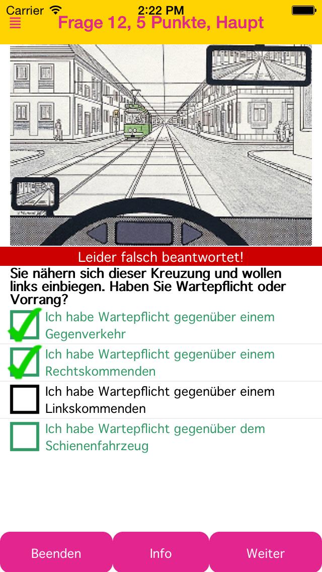 Webtraining Screenshot