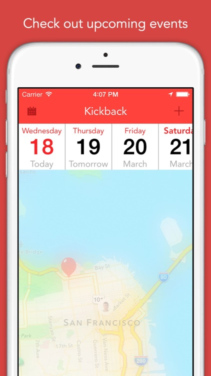 Kickback - Find Local Events & Things Going On Near Me - Discover Nearby Bars, Parties & Night Clubs screenshot-3