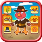 Thanks Giving Turkey Dressing Up Game For Kids icon