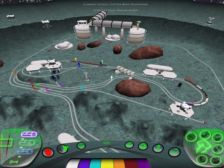 iRunTrains on Mars screenshot-4