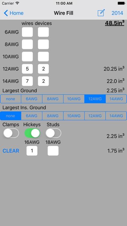 ElectricalWiringPro screenshot-3