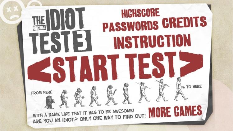 The Idiot Test 3 screenshot-3