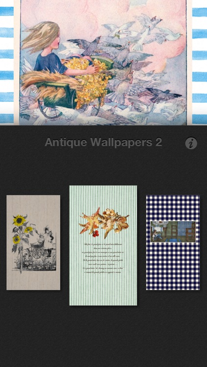 Cute & Antique Wallpapers
