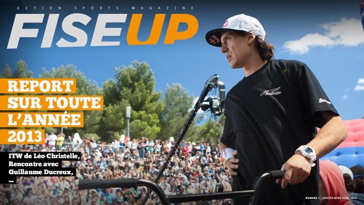 FISE Up Action Sports Magazine