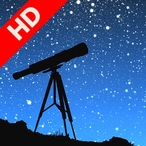 Star Tracker HD - Best StarGazing app to Explore the Universe