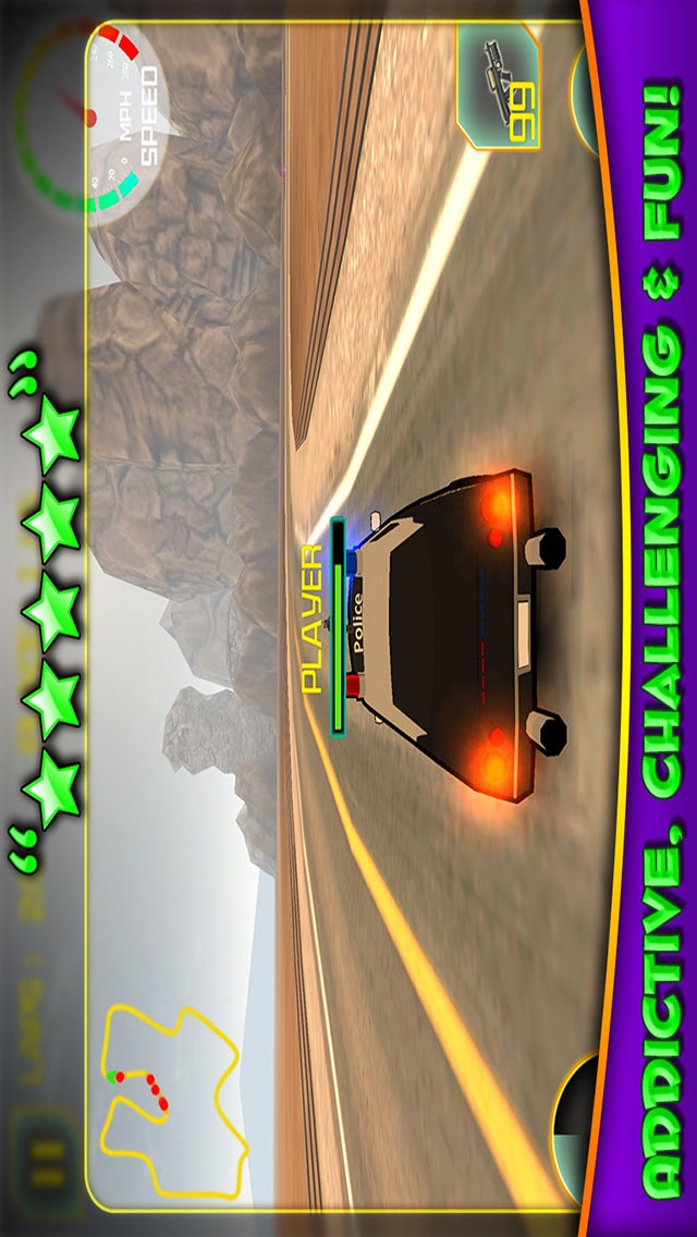 3D Police Car Race – Cop Racing Games Cheat Codes