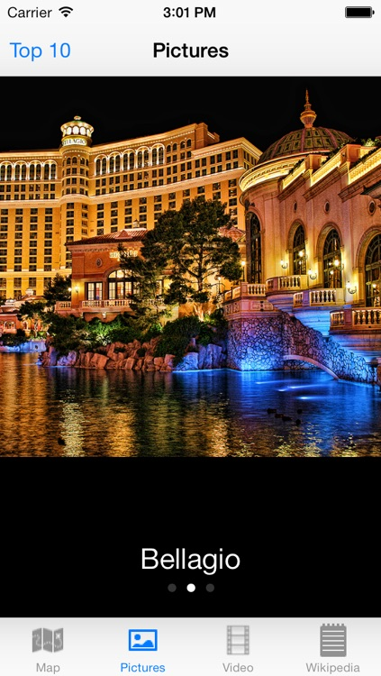 Las vegas : Top 10 Tourist Attractions - Travel Guide of Best Things to See screenshot-3