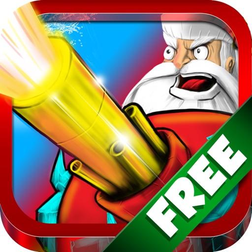 Santa's Defense of Christmas - Fun Xmas Game To Defend Santa's Tower From Evil Elves HD FREE iOS App