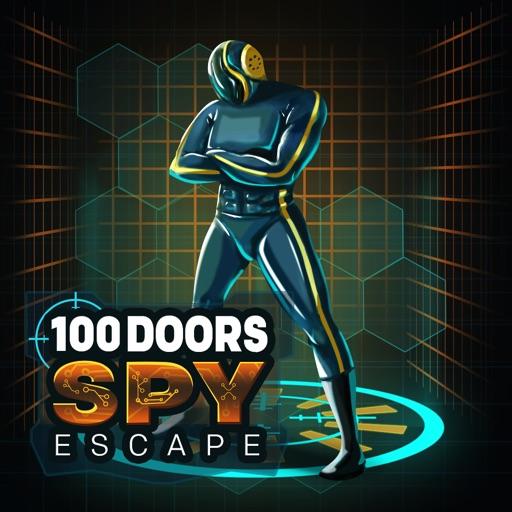 100 Doors Spy Escape