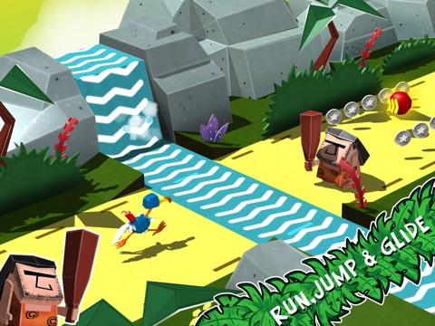 Скачать игру Cartoon Survivor - Jurassic Adventure Runner
