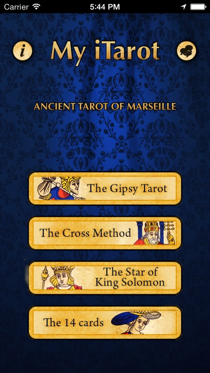 Tarot of Marseille screenshot-1