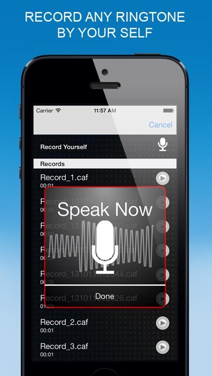 Ringtones iOS 7 Edition. screenshot-3