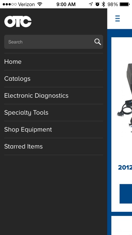 OTC Tools Catalog screenshot-1
