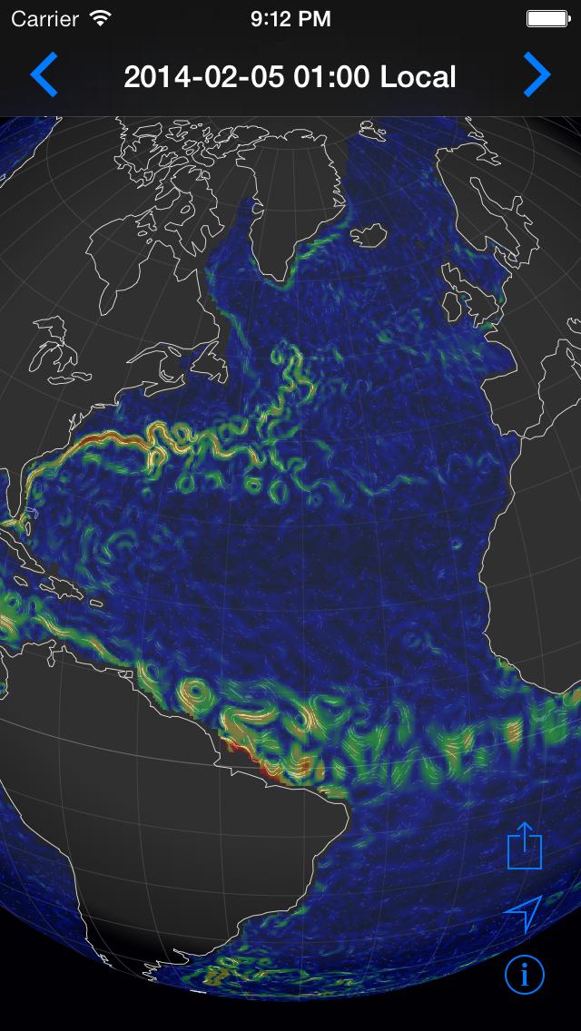 Climate Earth 3Dのおすすめ画像3
