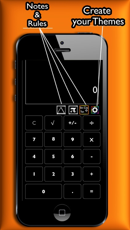 Colorful Calculator 7 screenshot-3