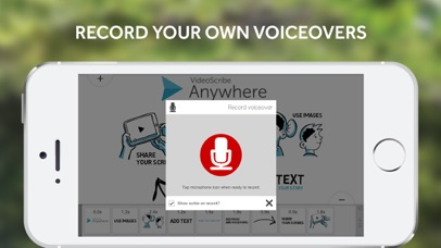 download VideoScribe Anywhere for iPhone apps 0