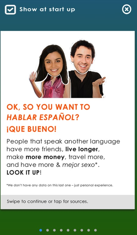 Learn Spanish Levels I & II with Bueno, entonces...