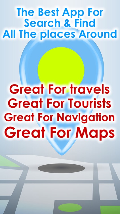 Whats near me - Find & navigate to all the thing around you and to nearby places using smart GPS pro version