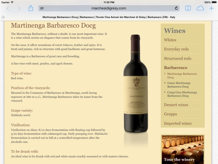 Barbaresco Wine Map Free screenshot-4
