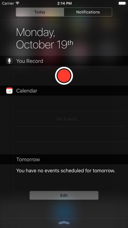 You Record — Capture voice memos or any audio recording quickly and easily screenshot-4