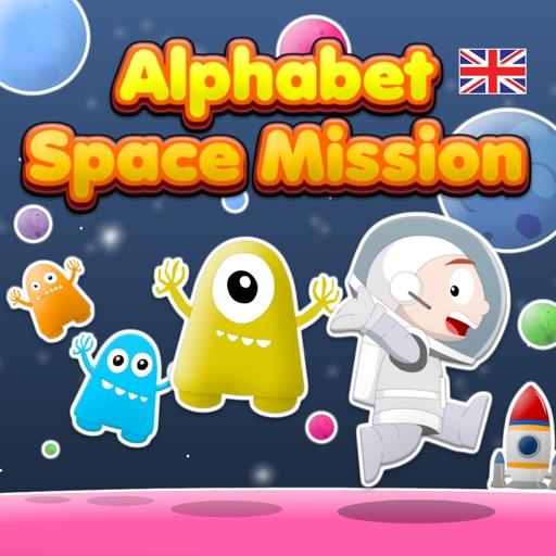 Alphabet Space Mission (UK English)