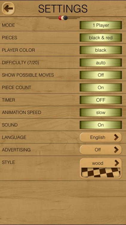 Checkers Nr.1: Checkrs screenshot-4