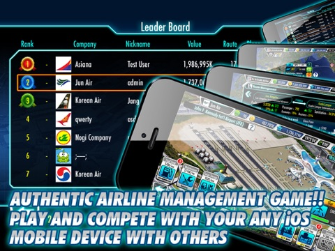Screenshot #5 for AirTycoon Online