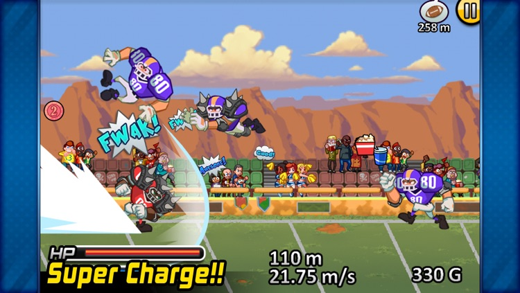 Football Hero screenshot-4