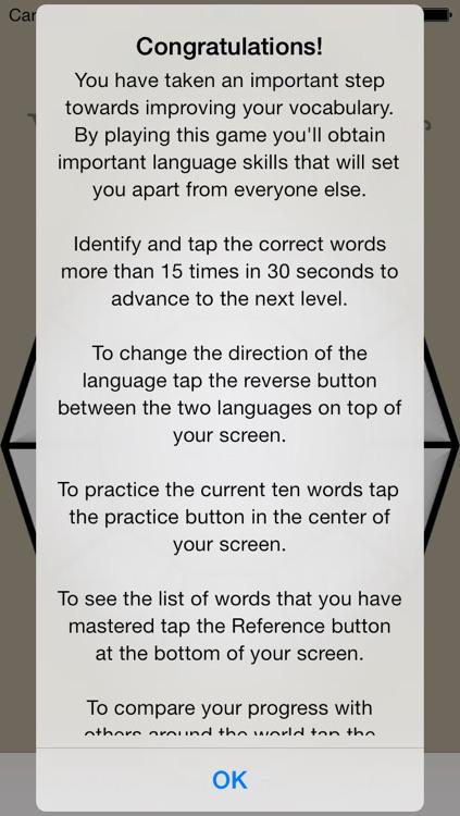 Vocabulary Trainer: English - Lithuanian screenshot-4