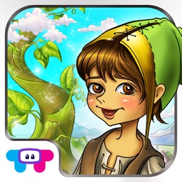 Jack and the Beanstalk - Interactive Children's Story Book HD