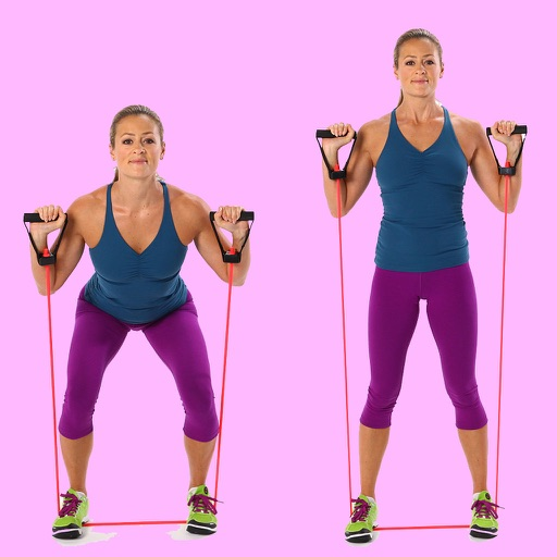 Personal Trainer Resistance Bands