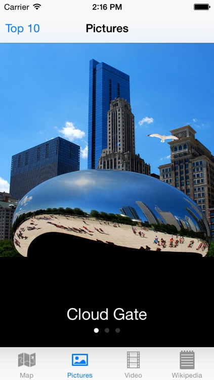 Chicago : Top 10 Tourist Attractions - Travel Guide of Best Things to See